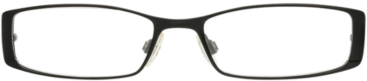 PRESCRIPTION-GLASSES-MODEL-KENNETH COLE KC921-MATTE BLACK -FRONT
