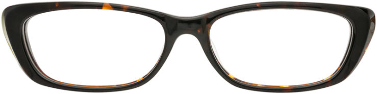 PRESCRIPTION-GLASSES-MODEL-KENNETH COLE REACTION KC0724-TORTOISE-FRONT