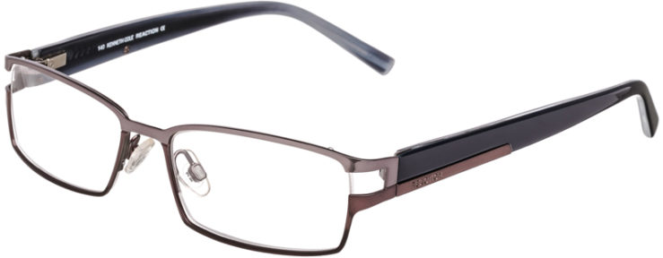 PRESCRIPTION-GLASSES-MODEL-KENNETH COLE REACTION KC713-GUNMETAL BLUE-45