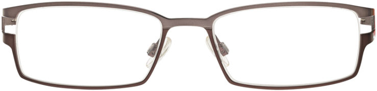 PRESCRIPTION-GLASSES-MODEL-KENNETH COLE REACTION KC713-GUNMETAL BLUE-FRONT