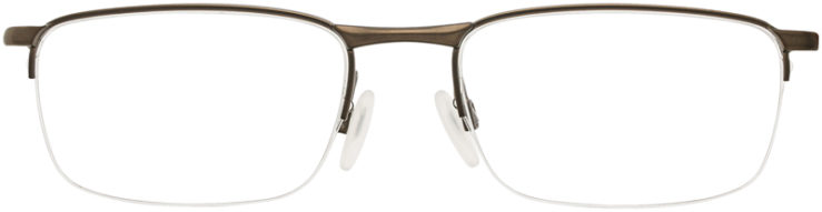 PRESCRIPTION-GLASSES-MODEL-OAKLEY BARRELHOUSE 0.5-PEWTER-FRONT