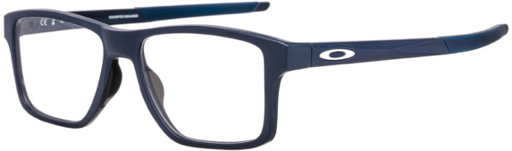 PRESCRIPTION-GLASSES-MODEL-OAKLEY CHAMFER SQUARED-UNIVERSE BLUE-45