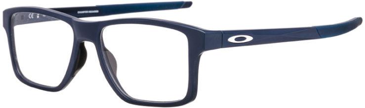PRESCRIPTION-GLASSES-MODEL-OAKLEY CHAMFER SQUARED-UNIVERSE BLUE-45
