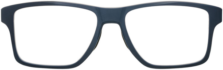 PRESCRIPTION-GLASSES-MODEL-OAKLEY CHAMFER SQUARED-UNIVERSE BLUE-FRONT