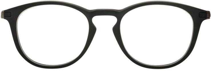 PRESCRIPTION-GLASSES-MODEL-OAKLEY PITCHMAN R-SATIN BLACK-FRONT