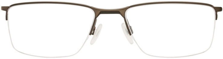 PRESCRIPTION-GLASSES-MODEL-OAKLEY SOCKET 5.5-SATIN PEWTER-FRONT