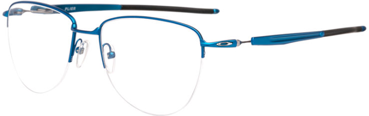 PRESCRIPTION-GLASSES-MODEL-OAKLEY TITANIUM PLIER-SATIN AZURA-45