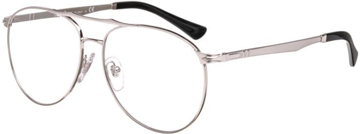 PRESCRIPTION-GLASSES-MODEL-PERSOL 2453-V-SILVER-45