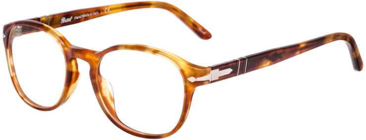 PRESCRIPTION-GLASSES-MODEL-PERSOL 2945-V-HAVANA TORTOISE-45