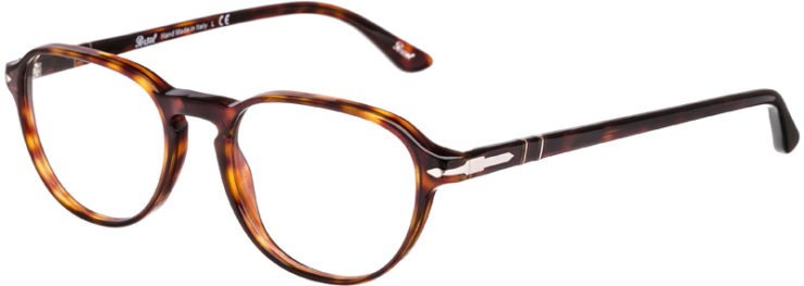 PRESCRIPTION-GLASSES-MODEL-PERSOL 3053-V-TORTOISE-45