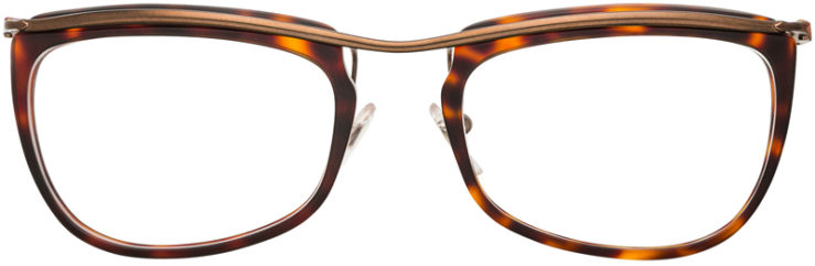 PRESCRIPTION-GLASSES-MODEL-PERSOL 3083-V-TORTOISE-COPPER-FROFRONT
