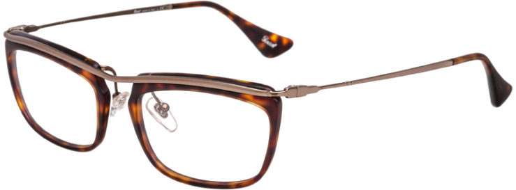 PRESCRIPTION-GLASSES-MODEL-PERSOL 3084-V-TORTOISE-COPPER-45