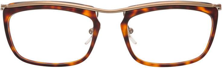 PRESCRIPTION-GLASSES-MODEL-PERSOL 3084-V-TORTOISE-COPPER-FROFRONT