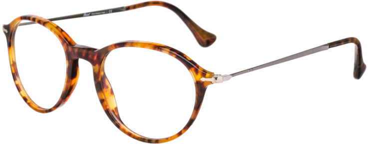 PRESCRIPTION-GLASSES-MODEL-PERSOL 3125-V-LIGHT TORTOISE-45