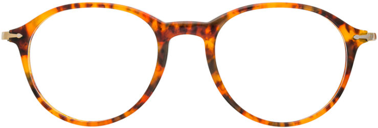 PRESCRIPTION-GLASSES-MODEL-PERSOL 3125-V-LIGHT TORTOISE-FRONT