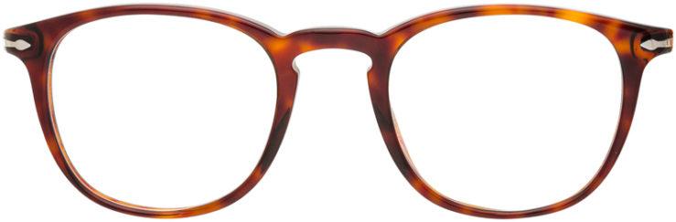 PRESCRIPTION-GLASSES-MODEL-PERSOL 3143-V-TORTOISE-FRONT