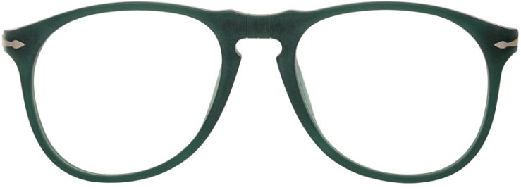 PRESCRIPTION-GLASSES-MODEL-PERSOL 9649-V-OSSIDIANNA-FRONT