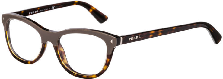 PRESCRIPTION-GLASSES-MODEL-PRADA VPR 05R-GREY TORTOISE-45