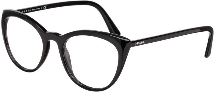 PRESCRIPTION-GLASSES-MODEL-PRADA VPR 07V-BLACK-45