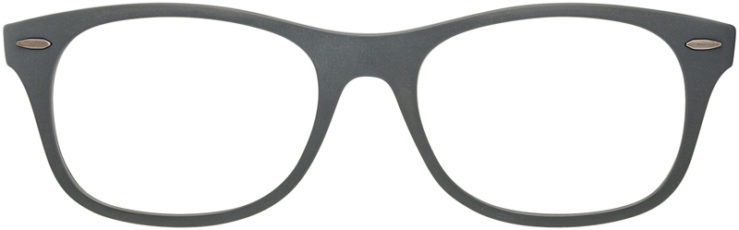 PRESCRIPTION-GLASSES-MODEL-RAY BAN LITEFORCE RB7032-MATTE GREY -FRONT