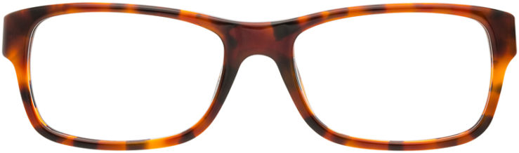 PRESCRIPTION-GLASSES-MODEL-RAY BAN RB5268-HAVANA TORTOISE-FRONT