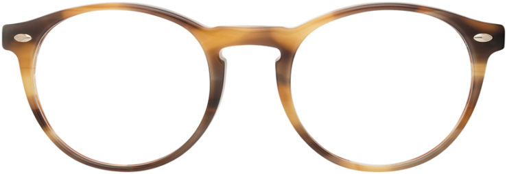 PRESCRIPTION-GLASSES-MODEL-RAY BAN RB5283-GREY TORTOISE-FRONT