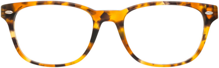 PRESCRIPTION-GLASSES-MODEL-RAY BAN RB5359-LIGHT TORTOISE-FRONT