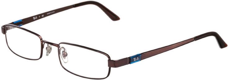 PRESCRIPTION-GLASSES-MODEL-RAY BAN RB6076-COPPER -45