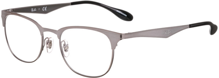 PRESCRIPTION-GLASSES-MODEL-RAY BAN RB6346-SILVER-45