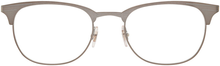 PRESCRIPTION-GLASSES-MODEL-RAY BAN RB6346-SILVER-FRONT
