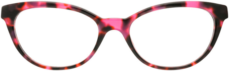 PRESCRIPTION-GLASSES-MODEL-VERSACE 3219-Q-PINK TORTOISE-FRONT