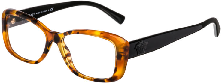 PRESCRIPTION-GLASSES-MODEL-VERSACE 3228-LIGHT TORTOISE-45