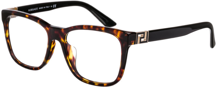 PRESCRIPTION-GLASSES-MODEL-VERSACE 3243-A-TORTOISE-45