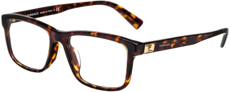 PRESCRIPTION-GLASSES-MODEL-VERSACE 3253-A-TORTOISE-45