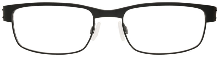 PRESCRIPTION-GLASSES-OAKLEY-METAL-PLATE-22-198-FRONT