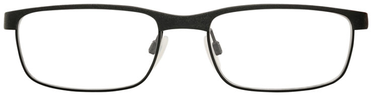 PRESCRIPTION-GLASSES-OAKLEY-OX3222-POWDER-COAL-FRONT