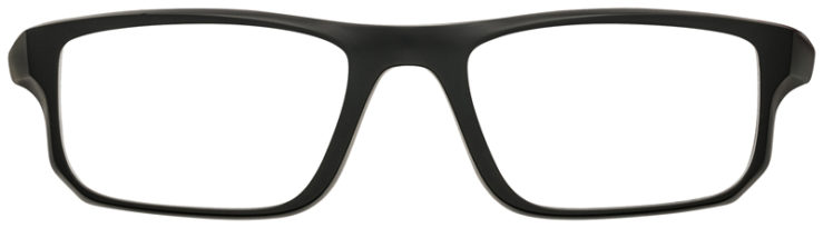 PRESCRIPTION-GLASSES-OAKLEY-OX8049-SATIN-BLACK-FRONT