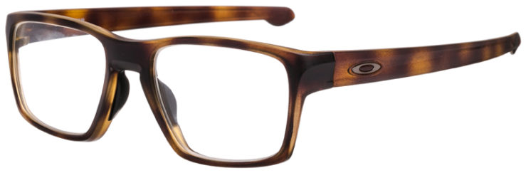 PRESCRIPTION-GLASSES-OAKLEY-OX8140-MATTE-BROWN-TORTOISE-45