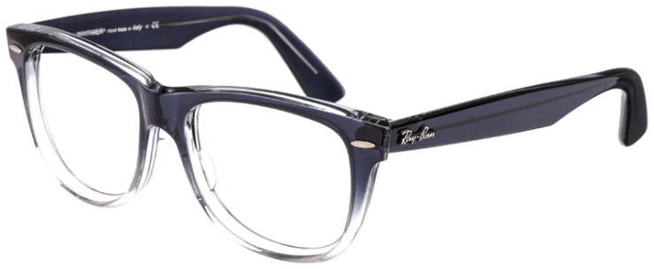 PRESCRIPTION-GLASSES-RAYBAN-RB2140-BLACK-CLEAR-45