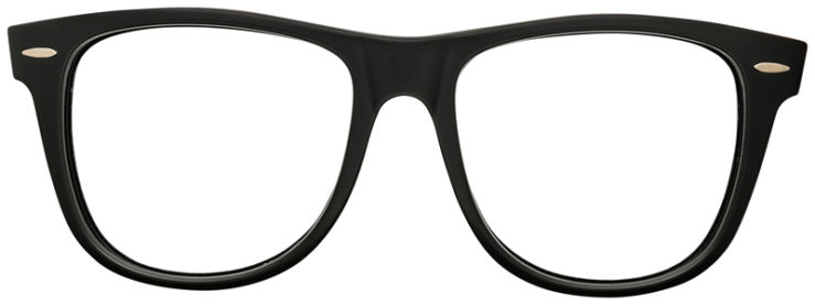 PRESCRIPTION-GLASSES-RAYBAN-RB2140-BLACK-FRONT