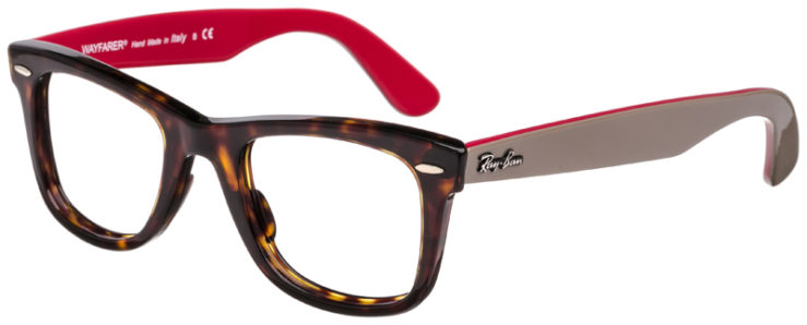 PRESCRIPTION-GLASSES-RAYBAN-RB2140-BLACK-GRAY,RED-45