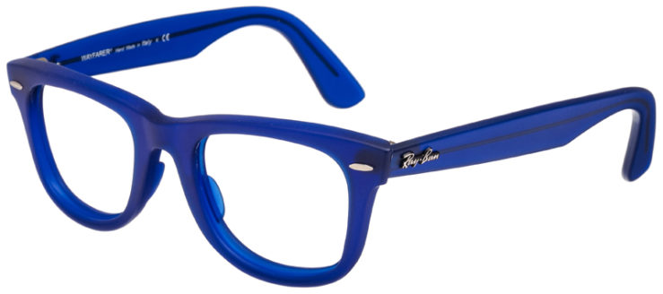 PRESCRIPTION-GLASSES-RAYBAN-RB2140-BLUE-45