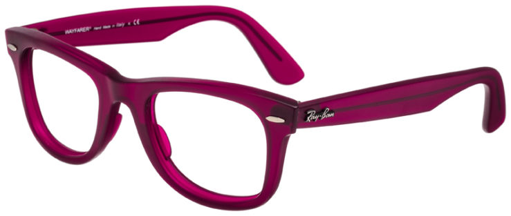 PRESCRIPTION-GLASSES-RAYBAN-RB2140-BURGUNDY-45