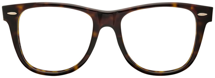 PRESCRIPTION-GLASSES-RAYBAN-RB2140-TORTOISE-FRONT
