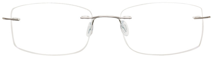 PRESCRIPTION-GLASSES-SIMPLYLITE-SL701-SILVER-FRONT