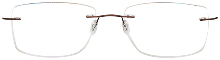 PRESCRIPTION-GLASSES-SIMPLYLITE-SL703-BROWN-FRONT