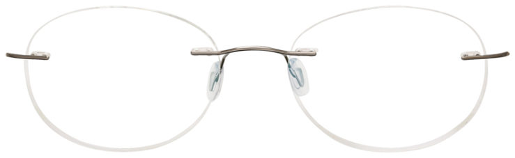 PRESCRIPTION-GLASSES-SIMPLYLITE-SL705-GUNMETAL-FRONT