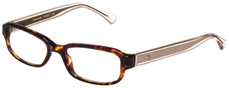 prescription-glasses-Coach-HC6083-5355-45