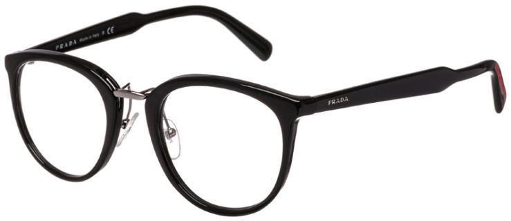prescription-glasses-Prada-VPR03T-1AB-101-45