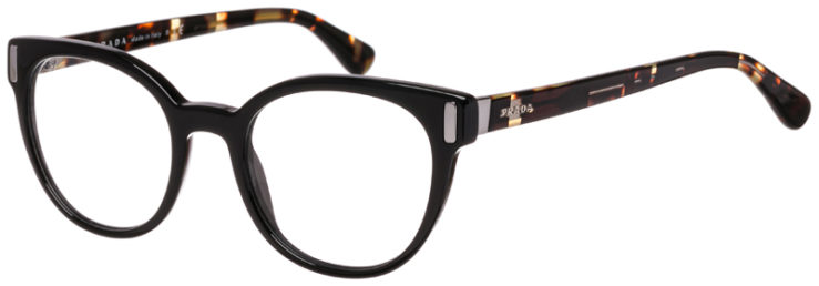 prescription-glasses-Prada-VPR06T-1AB-101-45